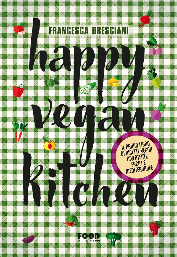 Libro 'Happy Vegan Kitchen'