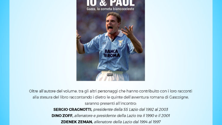 """29/11 Roma – Conferenza stampa di """"Io&Paul"""" di Stefano Greco"""