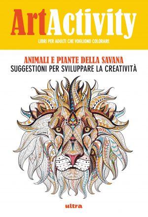Art Activity_Pocket_ANIMALI E PIANTE DELLA SAVANA_Layout 1