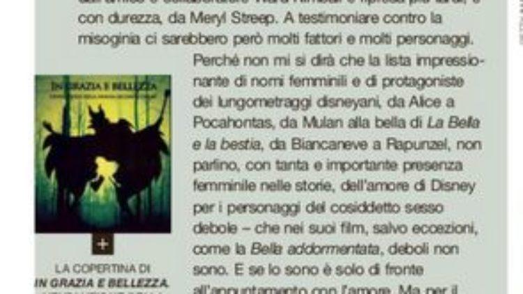 """In grazia e bellezza"", Irene Bignardi sul Venerdì"