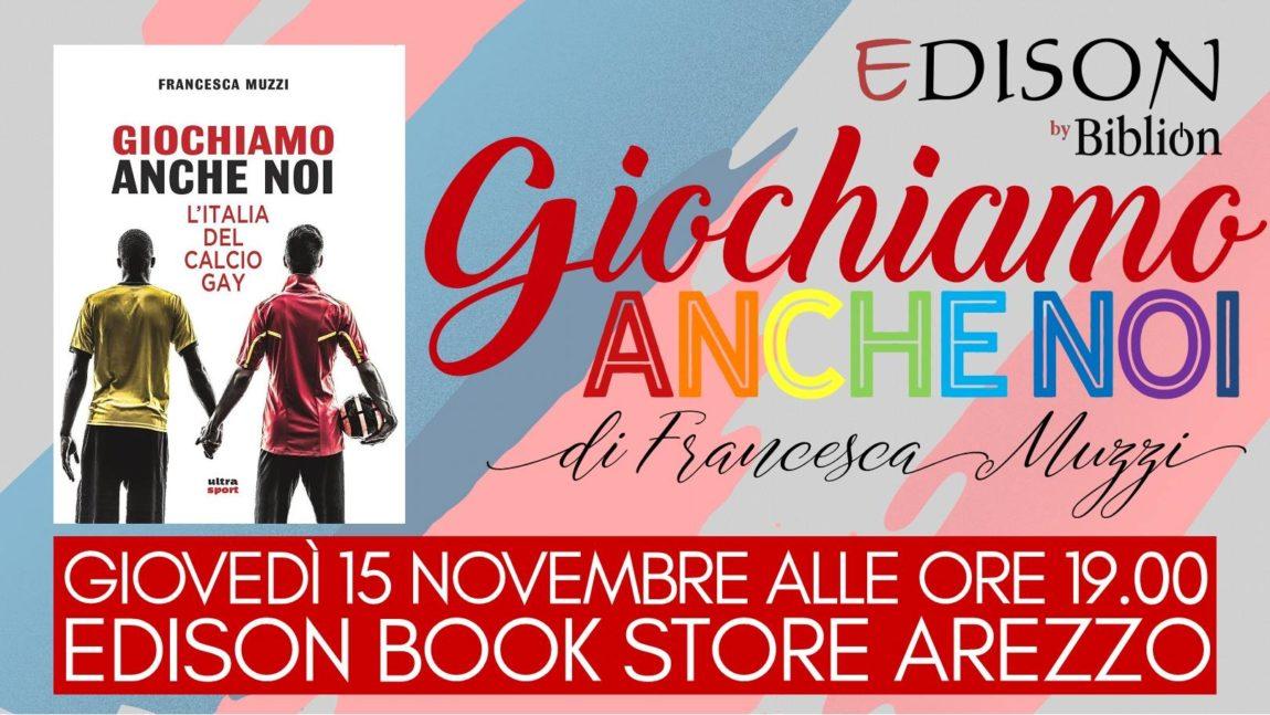 """15/11 – Presentazione del libro """"Giochiamo anche noi"""" – Arezzo"""