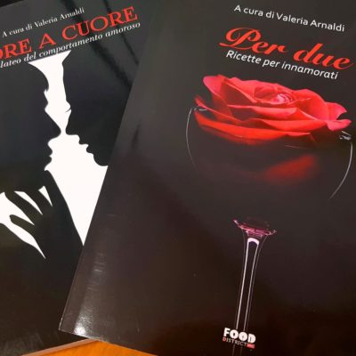 SAINT VALENTINE'S DAY – Valeria Arnaldi tra galateo sentimentale e ricette amorose