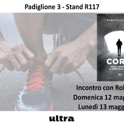 Incontro con Roberto Di Sante al Salone Internazionale del Libro Torino
