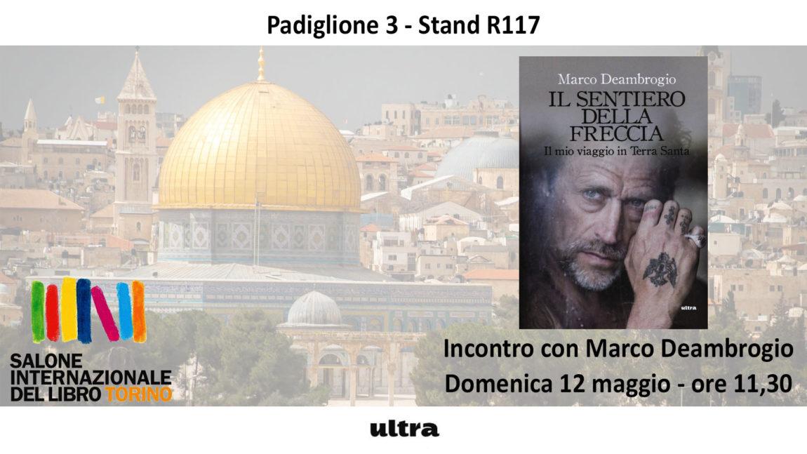 Incontro con Marco Deambrogio al Salone Internazionale del Libro Torino
